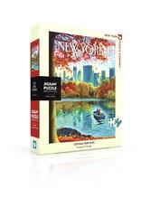 Central Park Row - 500 piece
