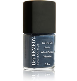 Dr.'s Remedy Enriched Nail Care Canada Lacquer  Devoted Denim