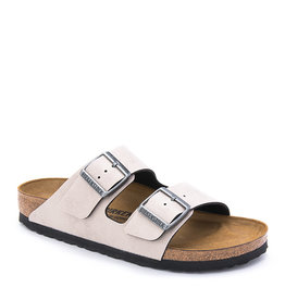 Birkenstock Arizona Birko - Flor,  Pull Up Stone
