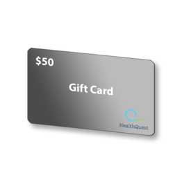 Gift Cards HealthQuest Gift Card $50