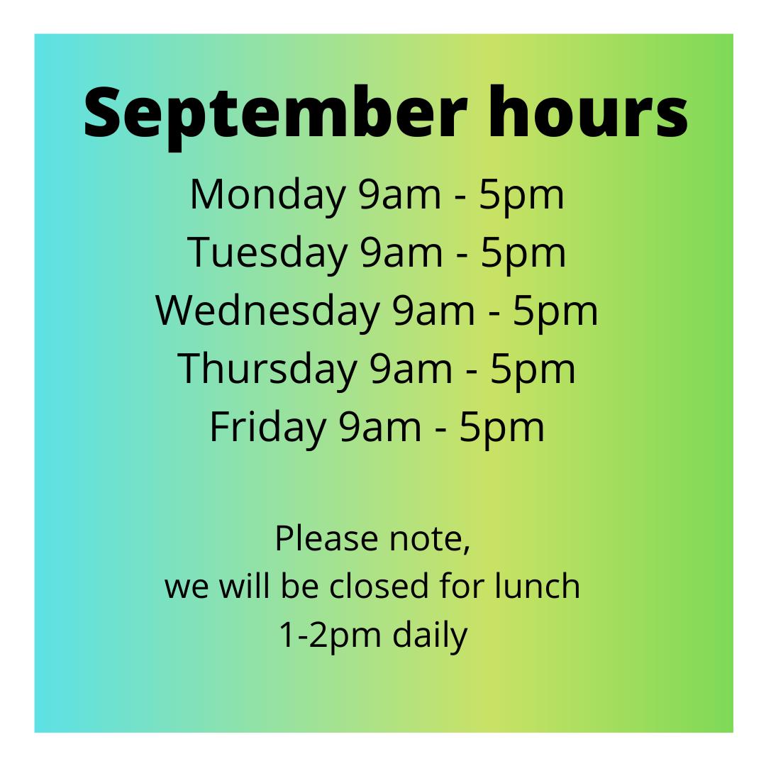 September Hours
