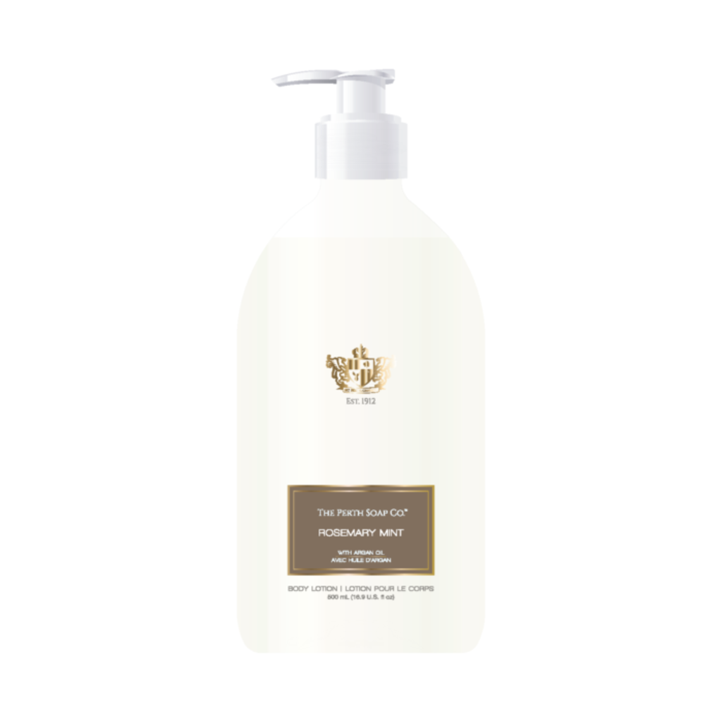 Perth Soaps Rosemary Mint Body Lotion