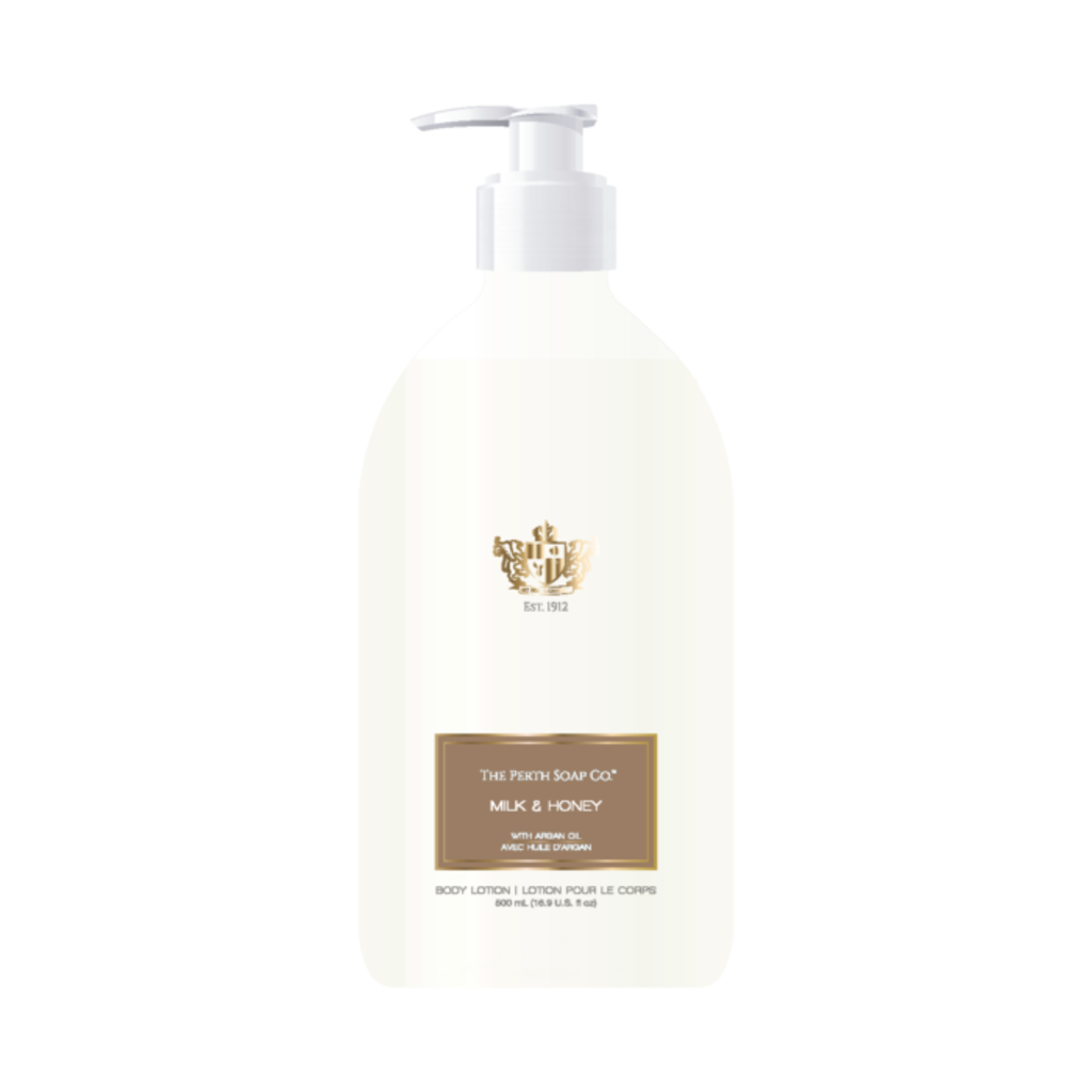 Perth Soaps Milk & Honey Body Lotion