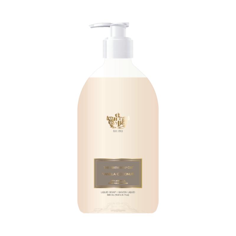 - Vanilla Coconut Hand Soap