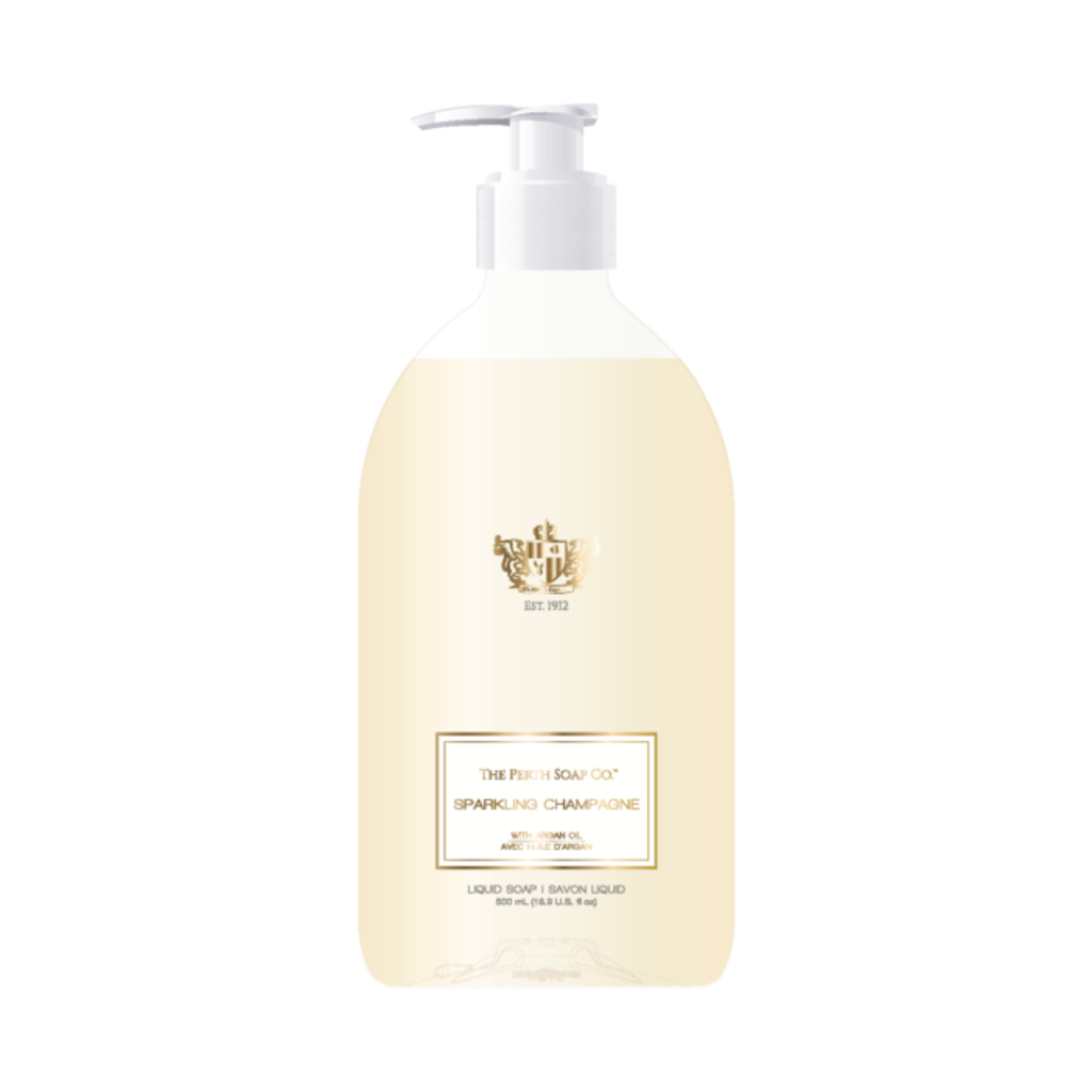 - Sparkling Champagne  Hand Soap