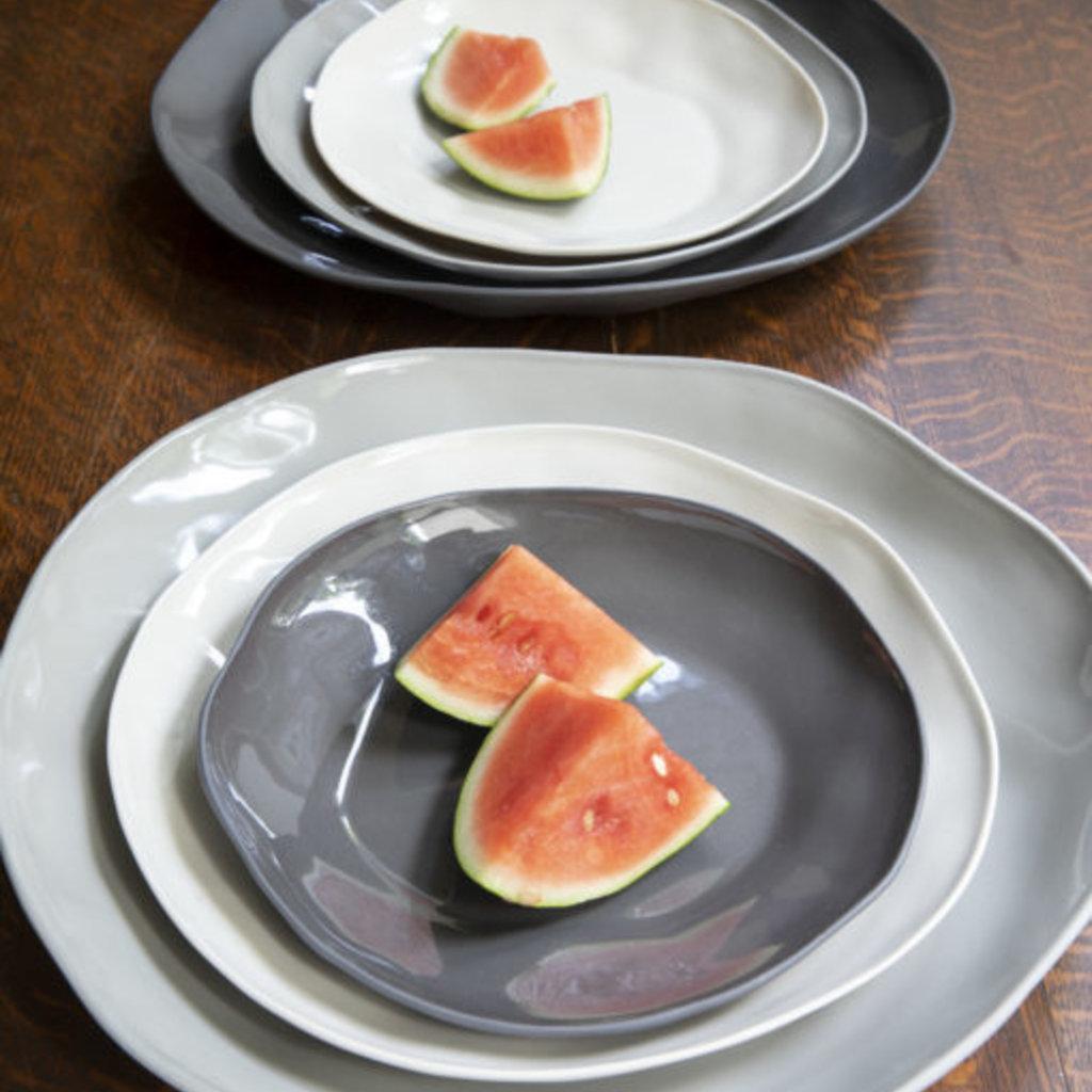 BeHome Stoneware Platter