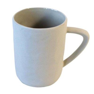 BeHome Stoneware Mug White