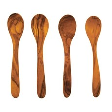BeHome Olive Wood Spoon Small
