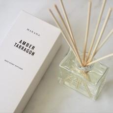 Amber Tarragon Reed Diffuser