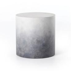 Sheldon End Table-Indigo Ombre