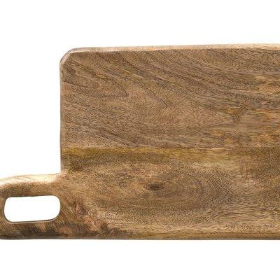 Creative Co-Op Mango Wood Cutting Board