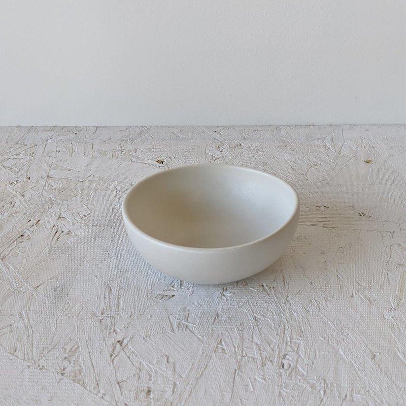 """Gharyan Cereal Bowl Dadasi 5.2""""  Matte White"""