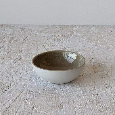 """Gharyan Cereal Bowl Dadasi 5.2""""  Matte White/Linen"""