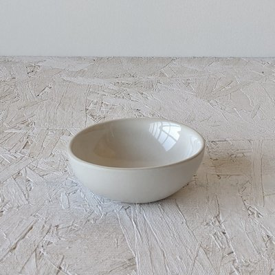 "Gharyan Condiment Bowl Dadasi 4"" Matte White/Shiny White"
