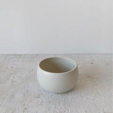 "- Cereal/Soup Bowl 4.3"" Matte White"