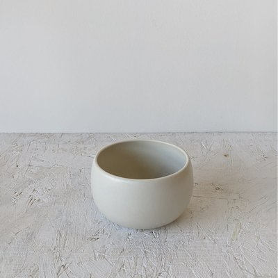 "Gharyan Cereal/Soup Bowl 4.3"" Matte White"