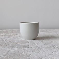 Gharyan Coffee/Tea Cup Dadasi 6.7 oz -Matte White
