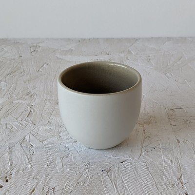 Gharyan Coffee/Tea Cup Dadasi 6.7 oz  Matte White/Linen