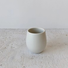 Gharyan Coffee/Tea Cup EPA 10 oz  Matte White