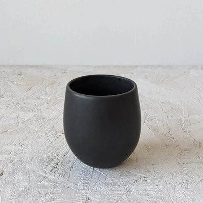 Gharyan Coffee/Tea Cup EPA 15 oz  Matte Black