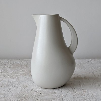 Gharyan Pitcher Kuduo 64 oz Matte White