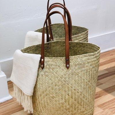 NOMAD Oaxaca Palm Market Bag