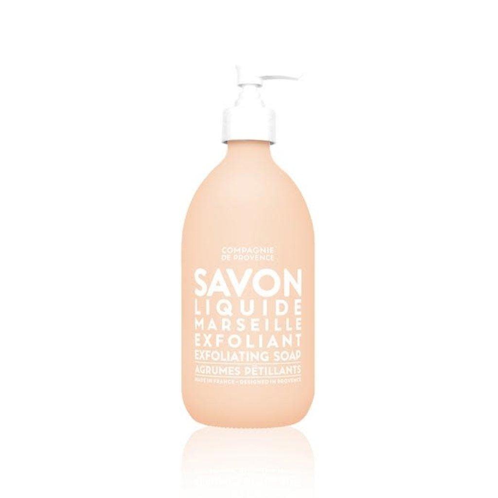Lothantique Liquid Exfoliating Soap Sparkling Citrus