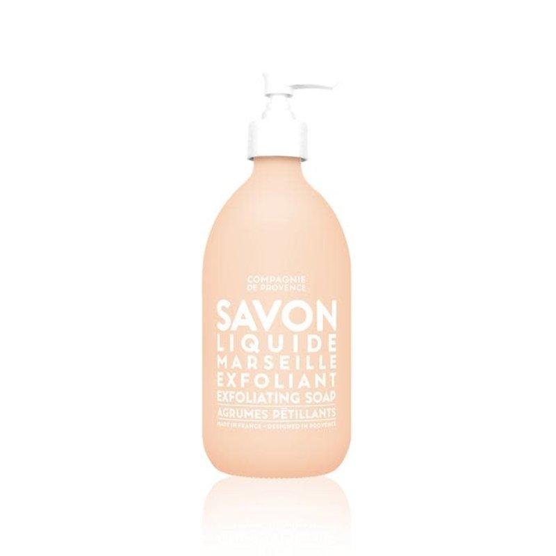 - Liquid Exfoliating Soap Sparkling Citrus