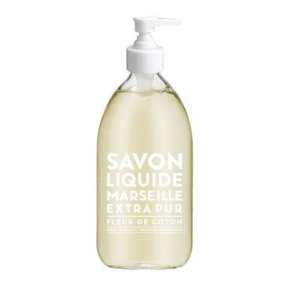 Lothantique Marseille Liquid Soap Cotton Flower