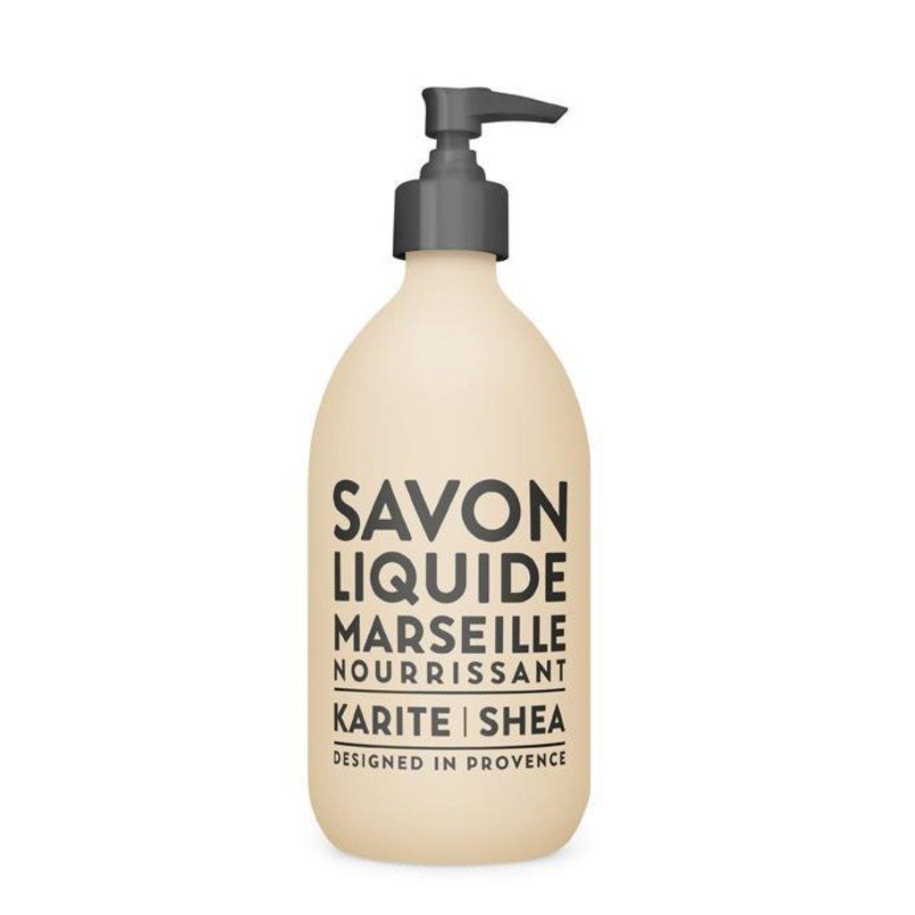 - Shea Butter Liquid Soap