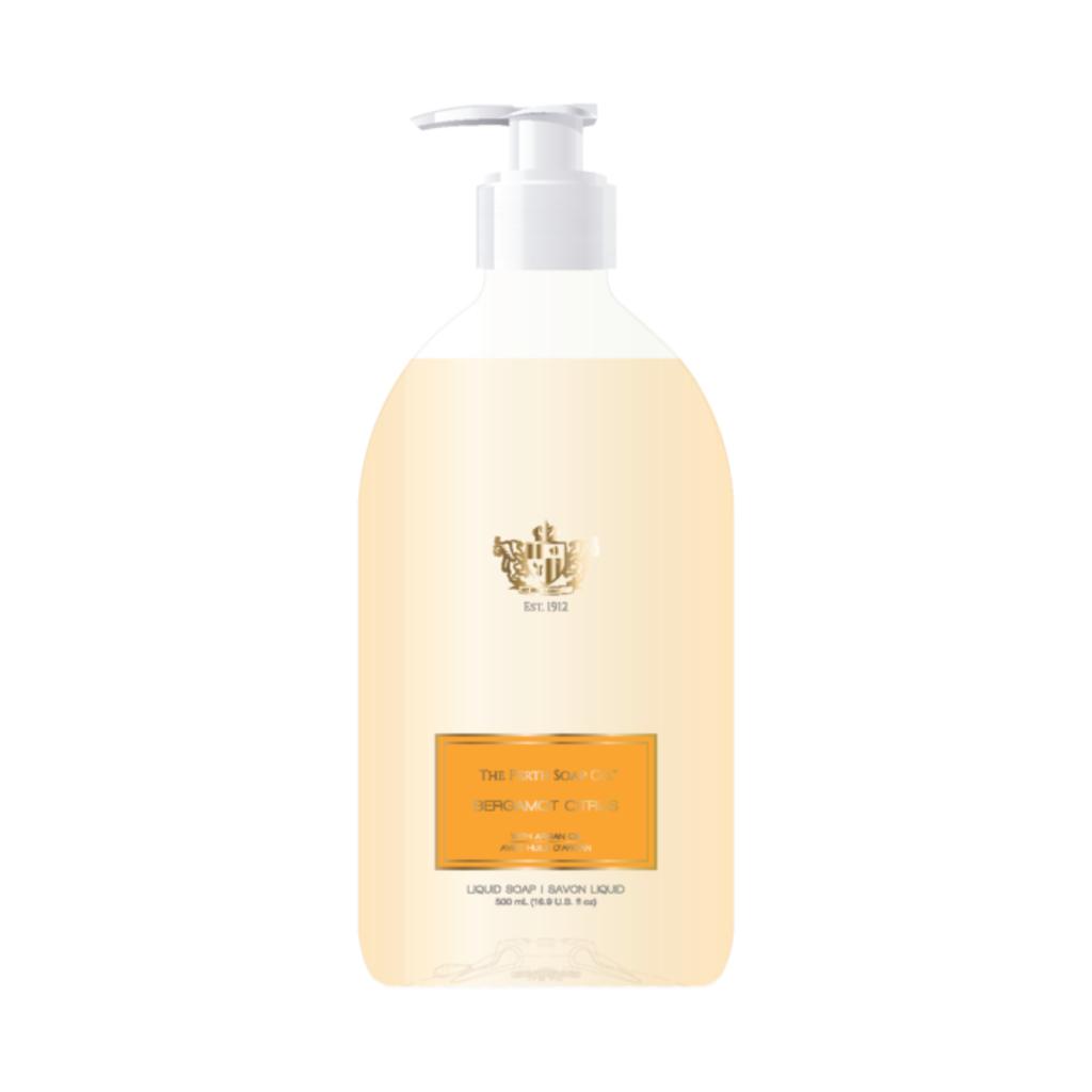 - Bergamot Citrus Liquid Soap