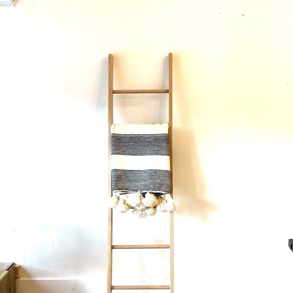NOMAD White Oak Ladder