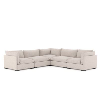 Four Hands Westwood Sectional 5pc - Bennett Moon