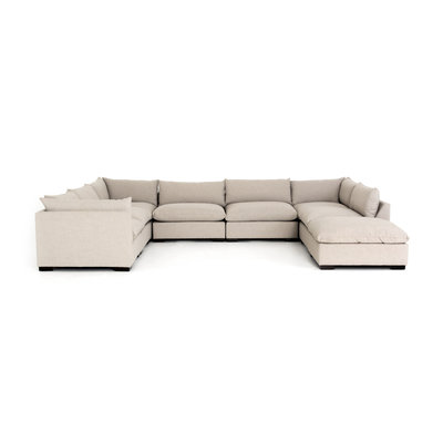 Four Hands Westwood Sectional 8pc - Bennett Moon