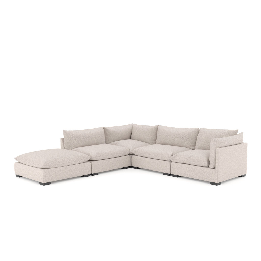 Westwood 4pc Sectional - Bennett Moon