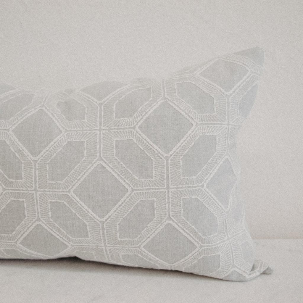 Aden Linen Pillow 16x26