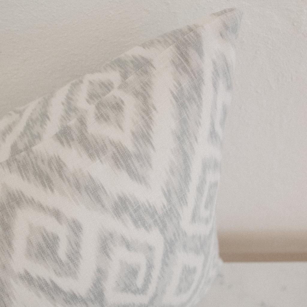 Emily Linen Pillow 16 x 26 Lumbar