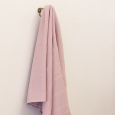 Vita Terry Bath Sheet  PINK
