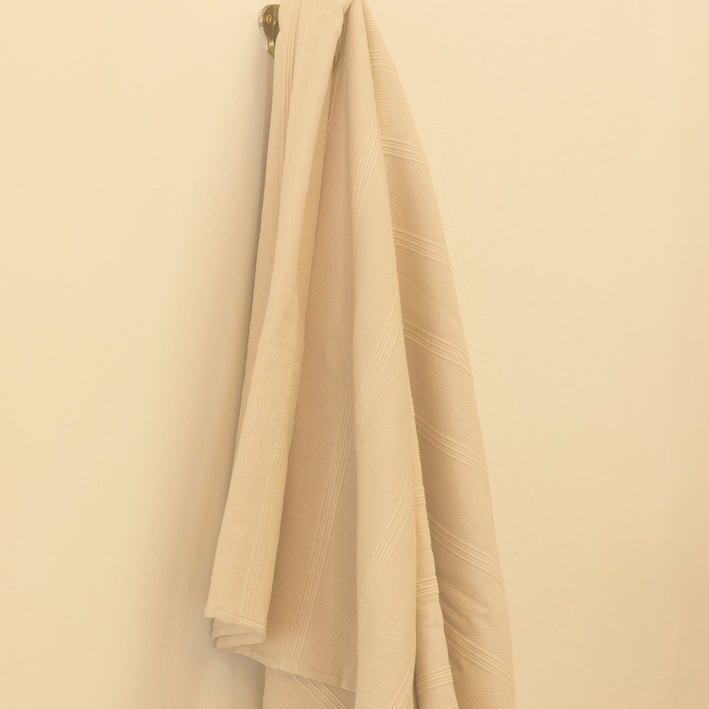 Vita Terry Bath Sheet  BEIGE