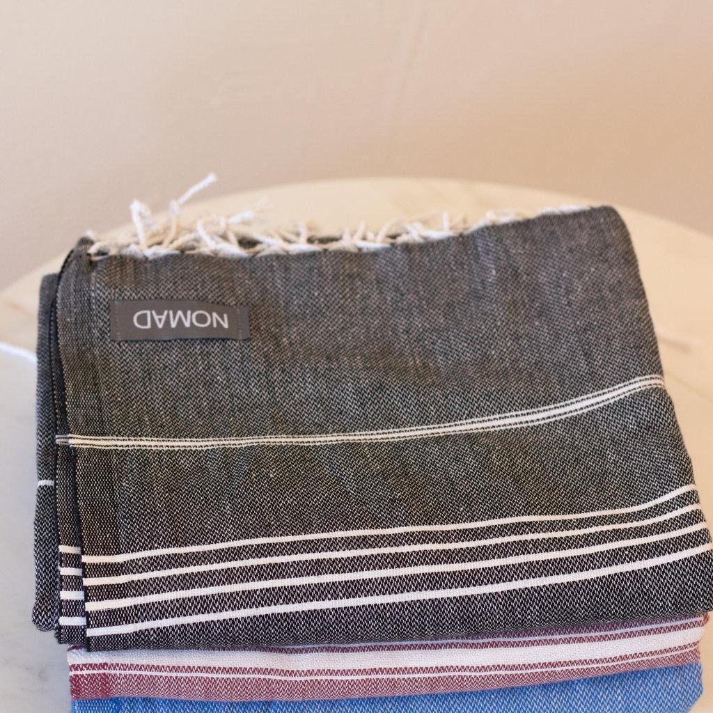 Sultan Hand Towel  BLACK