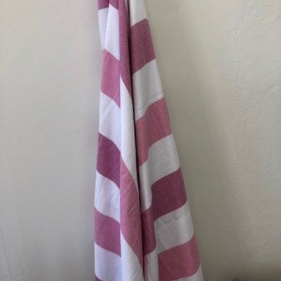 Sose Terry Beach Towel  FUSCIA