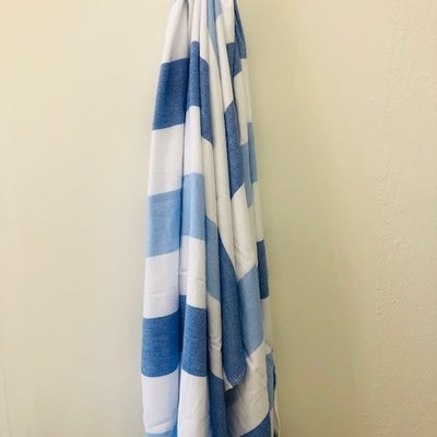 Sose Terry Beach Towel  BLUE