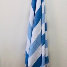 Sose Terry Beach Towel  BLUE