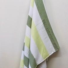 Sose Terry Beach Towel  GREEN