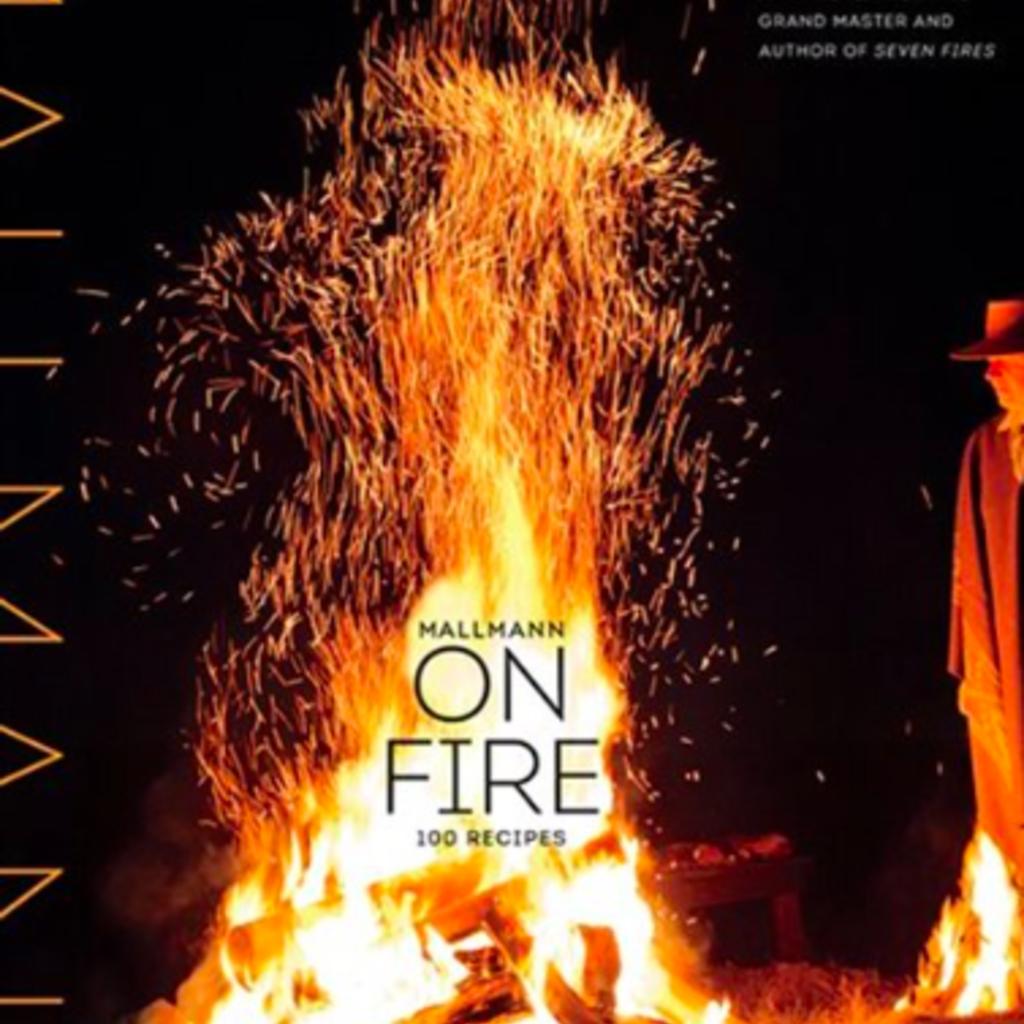 Ingram Malmann on Fire
