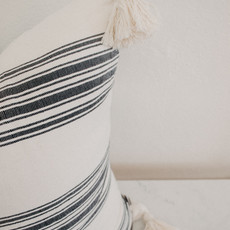 Oaxaca Navy Stripe
