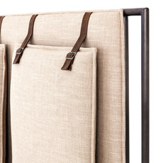 Leigh Bed- More Sizing & Colour Options Available