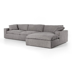 Plume Sectional-More Sizing & Colours available