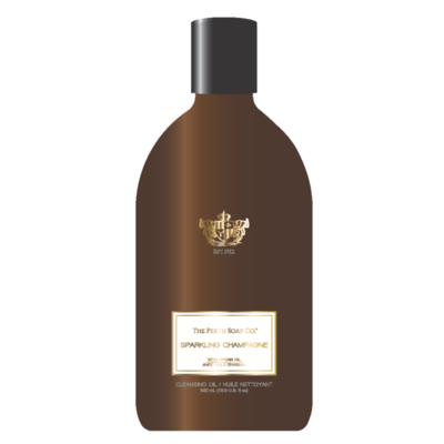 Perth Soaps Sparkling Champagne Body Wash