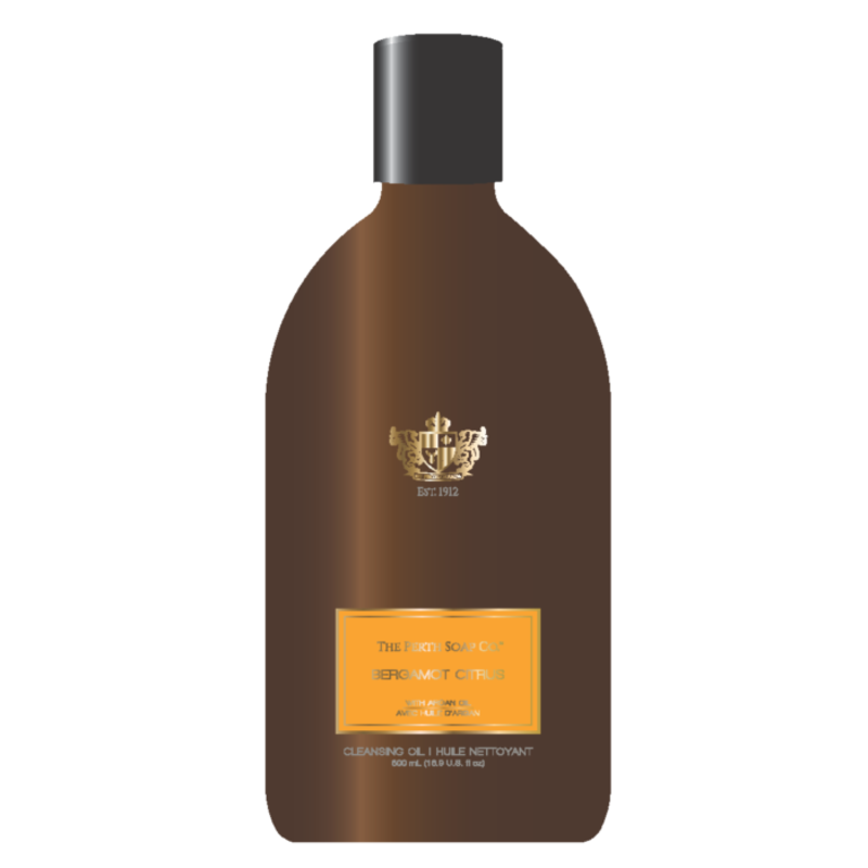 Perth Soaps Bergamont Citrus Body Wash